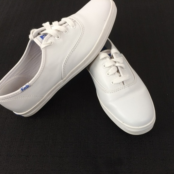 529ea798b57 Keds Shoes - Keds Champion Oxford white Leather Tennis shoes